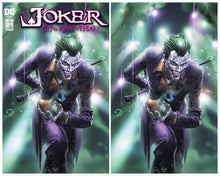 JOKER 80TH ANNIVERSARY #1 CLAYTON CRAIN EXCLUSIVE VARIANT SET