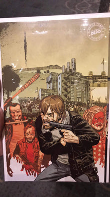 THE WALKING DEAD #181 SDCC 2018 EXCLUSIVE COVER