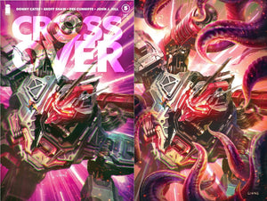 CROSSOVER #5 JOHN GIANG EXCLUSIVE VARIANT 03/31/21