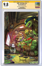 TMNT #102 KAEL NGU EXCLUSIVE VIRGIN VARIANT RAW, SIGNED AND GRADED OPTIONS