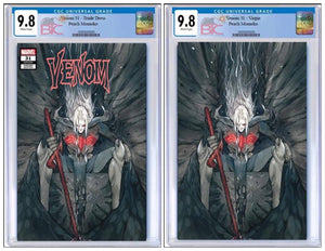 VENOM #31  PEACH MOMOKO EXCLUSIVE VARIANT CGC OPTIONS