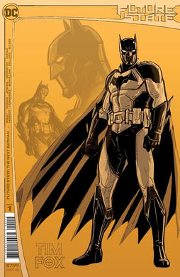 FUTURE STATE THE NEXT BATMAN #1 (OF 4) Second Printing 02/03/21