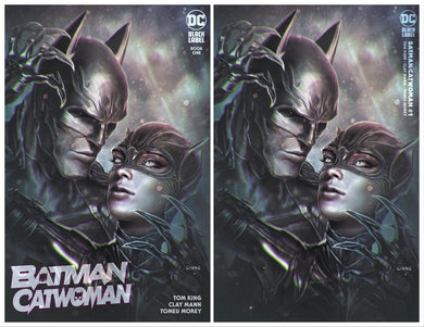 BATMAN CATWOMAN #1 JOHN GIANG EXCLUSIVE VARIANT