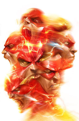 FLASH #50 FRANCESCO MATTINA VARIANT FOC 06/18