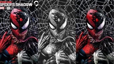 SPIDER-MAN SPIDERS SHADOW #1 MICO SUAYAN EXCLUSIVE VARIANT