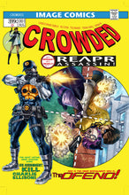 CROWDED #1 ALAN QUAH EXCLUSIVE LTD TO 500 COPIES