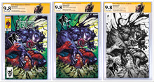 VENOM #25 KAEL NGU EXCLUSIVE HOMAGE GRADED & SIGNED/REMARKED OPTIONS