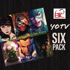 BTC YEAR OF THE VILLAINS (YOTV) 6-PACK 07/10/19 FOC 06/17/19
