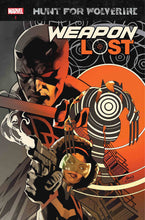 HUNT FOR WOLVERINE WEAPON LOST #1 (OF 4) COVER A & WHERE'S WOLVERINE VARIANT RELEASE DATE 05/02/18