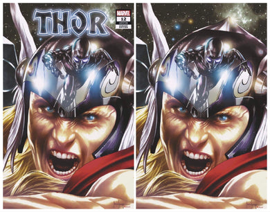 THOR #12 MICO SUAYAN EXCLUSIVE VARIANT 02/17/21