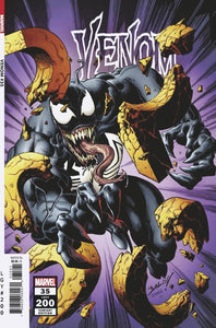 VENOM #35 BAGLEY VAR 200TH ISSUE 06/09/21