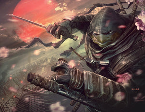 TMNT THE LAST RONIN #1 JOHN GIANG EXCLUSIVE VIRGIN VARIANT 08/19/20