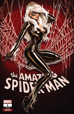 AMAZING SPIDER-MAN #1 (2018) MARK BROOKS VARIANT COVER A