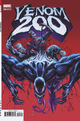 VENOM #35 JS CAMPBELL 1:50 VARIANT 200TH ISSUE 06/09/21
