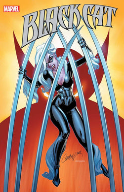 BLACK CAT #9 J SCOTT CAMPBELL COVER 02/05/20 FOC 01/13/20