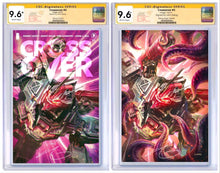 CROSSOVER #5 JOHN GIANG EXCLUSIVE VARIANT CGC OPTIONS