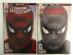 AMAZING SPIDER-MAN #796 SOLDOUT 1ST & 2ND PRINT COMBO SET