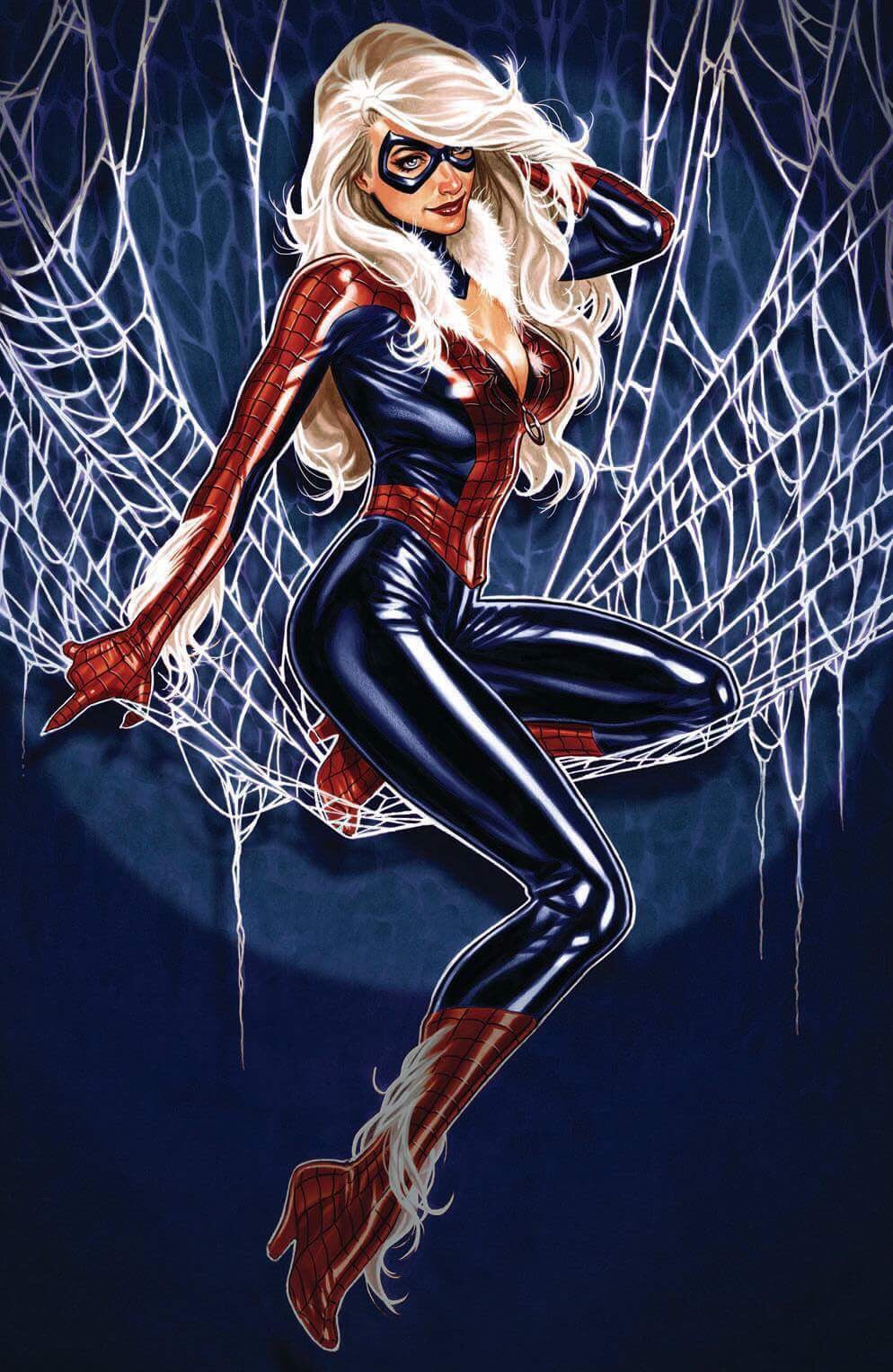 AMAZING SPIDER-MAN #1 (2018) MARK BROOKS VARIANT COVER B