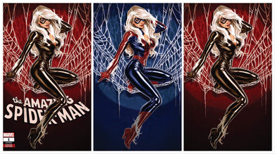 AMAZING SPIDER-MAN #1 MARK BROOKS EXCLUSIVE VARIANT 3-PACK COVER A B & C