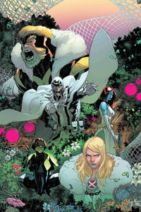 POWERS OF X #2 (OF 6) 08/14/19 FOC 07/22/19