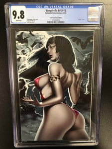 VAMPIRELLA #11 ARIEL DIAZ EXCLUSIVE VIRGIN VARIANT