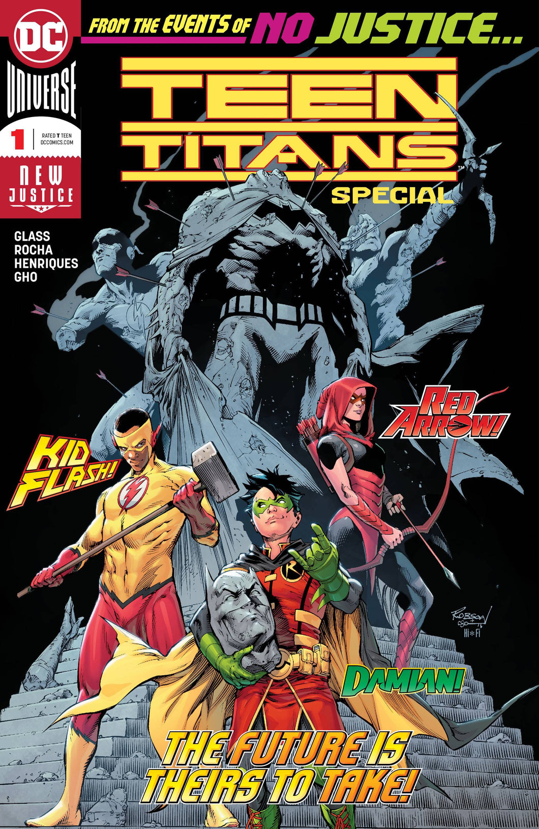 TEEN TITANS SPECIAL #1 06/27 (LATE SHIPMENT)