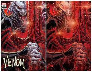VENOM #32 JONBOY MEYERS EXCLUSIVE VARIANT (RAW)