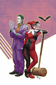 HARLEY LOVES JOKER #1 (OF 2) FRANK CHO VARIANT COVER RELEASE DATE 05/02/18