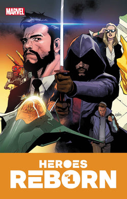 HEROES REBORN #1 (OF 7) SEVERAL FIRST APPEARANCES 05/05/21