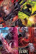 VENOM #27 #28 #29 #32 JONBOY EXCLUSIVE TRADE DRESS SYMBIOTE SET W/FREE ASM55 2nd Print