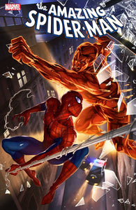 AMAZING SPIDER-MAN #27 WOO CHEOL LEE BOBG VARIANT 08/14/19 FOC 07/22/19
