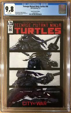 TMNT ONGOING #96 1:10 VARIANT CGC 9.8