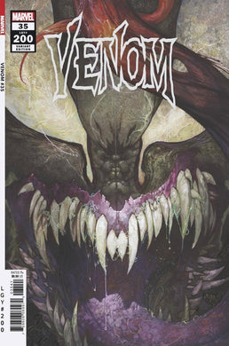 VENOM #35 BIANCHI VAR 200TH ISSUE 06/09/21