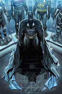 DETECTIVE COMICS #983 MARK BROOKS VARIANT COVER RELEASE DATE 06/27