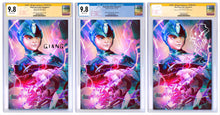 MEGA MAN FULLY CHARGED #1 JOHN GIANG EXCLUSIVE VIRGIN VARIANT CGC GRADED OPTIONS