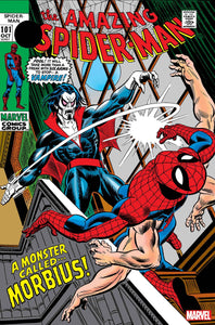 AMAZING SPIDER-MAN #101 FACSIMILE EDITION 05/06/20