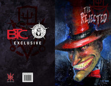 THE REJECTED #1 BTC & NTX COMIC BOOK SHOW EXCLUSIVE LTD TO 100