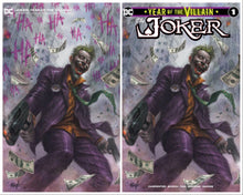 JOKER YEAR OF THE VILLAIN #1 LUCIO PARRILLO EXCLUSIVE