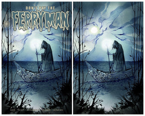 DON'T PAY THE FERRYMAN #1 PEACH MOMOKO EXCLUSIVE VIRGIN VARIANT SET
