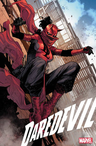DAREDEVIL #25 SECOND PRINT VARIANT 01/20/21