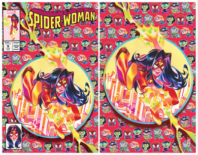 SPIDER-WOMAN #5 RIAN GONZALES EXCLUSIVE VARIANT