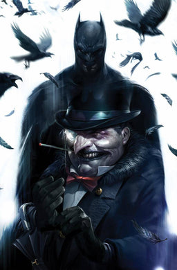 BATMAN #58 FRANCESCO MATTINA VARIANT FOC 10/15