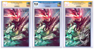 POWER RANGERS DRAKKON NEW DAWN #1 JOHN GIANG EXCLUSIVE VIRGIN VARIANT CGC OPTIONS