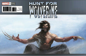 HUNT FOR WOLVERINE #1 GABRIELLE DELL'OTTO VARIANTS