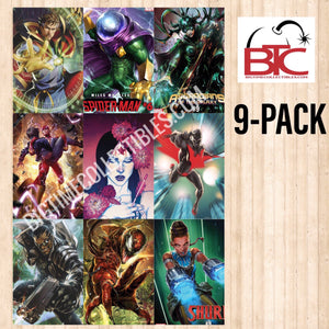 BTC 9-PACK HOT BOOKS 05/22/19 FOC 04/29/19