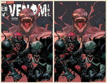 AMAZING SPIDER-MAN VENOM INC ALPHA 2-PACK - BOOM EXCLUSIVE LEINIL FRANCIS YU COVER