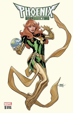 PHOENIX RESURRECTION THE RETURN OF JEAN GREY #1 COVER A - BOOM EXCLUSIVE TERRY DODSON COVER