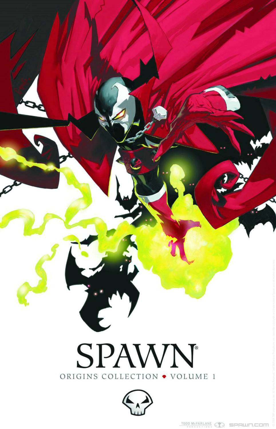 SPAWN ORIGINS TPB VOL 01 (NEW PTG) FOC 0/11 (ADVANCE ORDER)