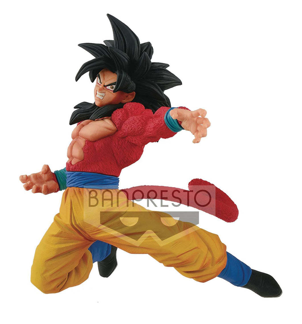 DRAGONBALL SUPER SON GOKU FES V6 SS4 SON GOKU SPEC FIGURE FOC 06/01 (ADVANCE ORDER)
