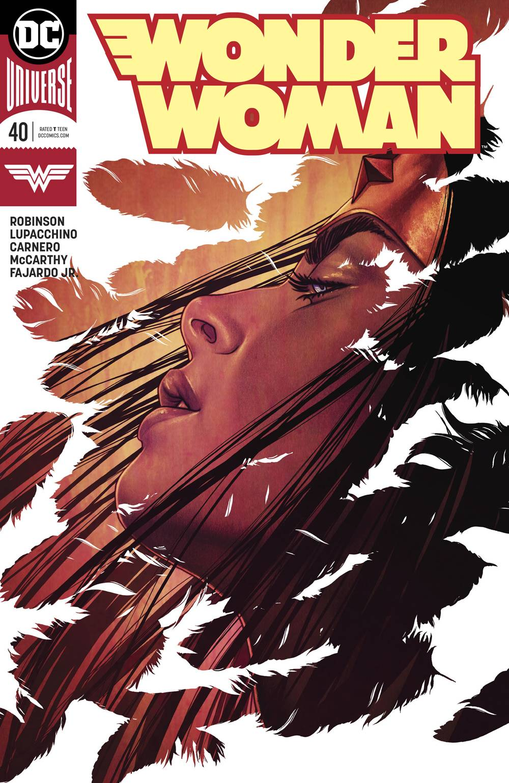 WONDER WOMAN #40 VAR ED 02/14/18 RD